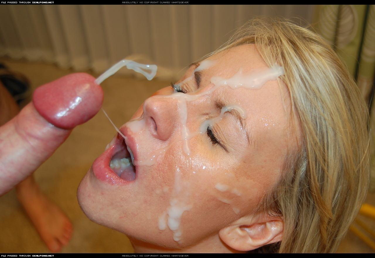 Фото сперма на лице красивое 12 фотография
