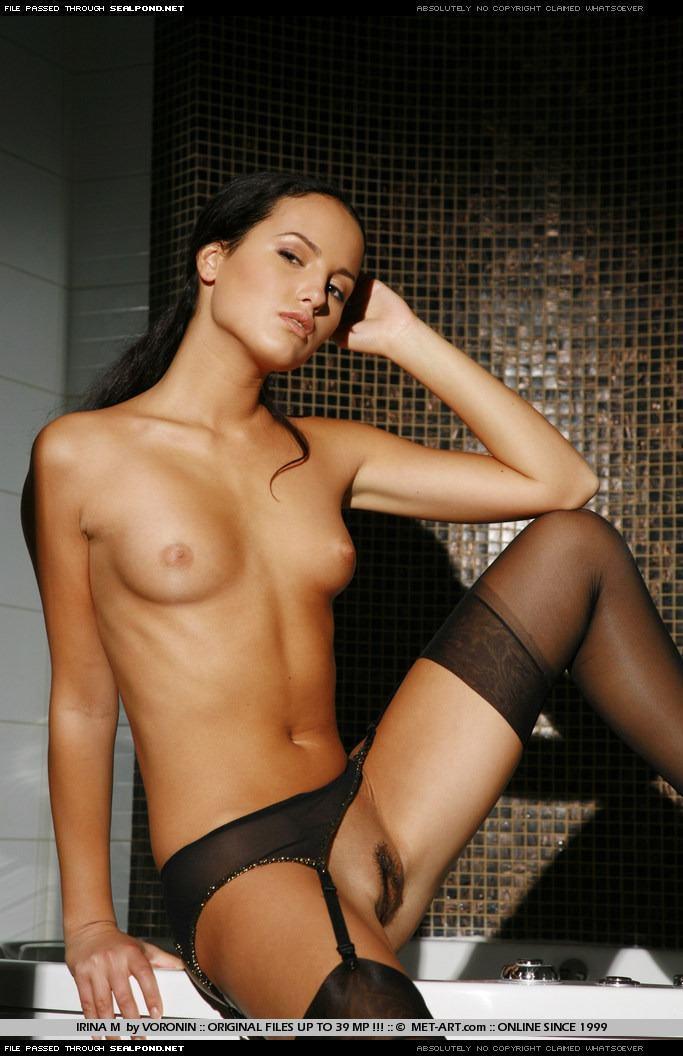 Nackt Irina Valts  Irina