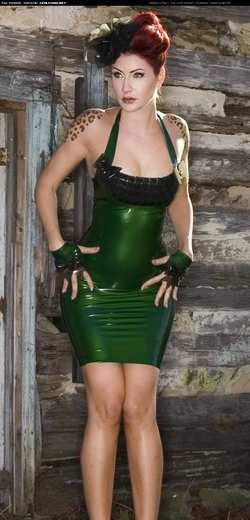 Image #22797 (fetish): latex, sharon tk