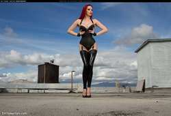 sealpond.net #122639 - emily marilyn,latex - a higher resolution version at http://sealpond.net/122639