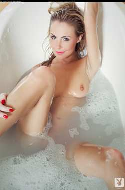 Image #129187 (titties): becky roberts, tits, wet