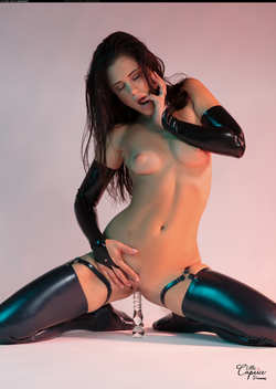 Image #180626 (titties): caprice a, latex, nude, tits