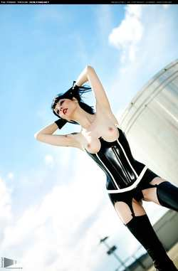 Image #47477 (fetish): drastique-plastique, latex, tits