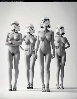 фото голых девушек из звездных войн