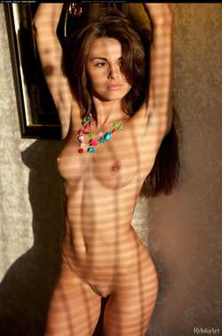 Image #110355 (titties): michelle alannis, nude, tits