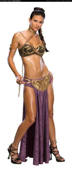 Image #88517 (grlz): cosplay, oiled, star wars