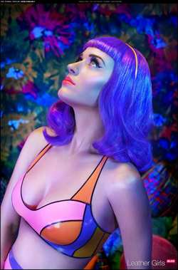 Image #23941 (fetish): katy perry, latex