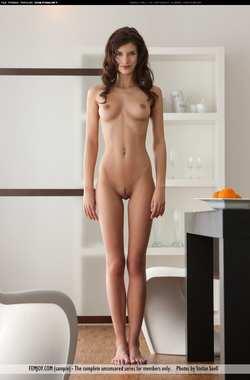 Худенькие девушки фото голые