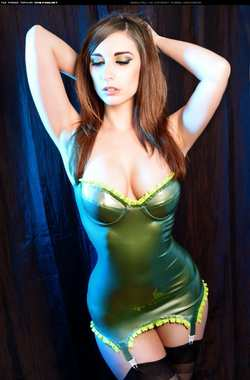 Image #40672 (fetish): jessica whisper, latex