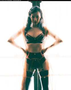 Image #164699 (fetish): jade vixen, latex