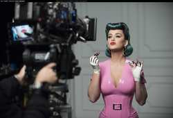 Image #139275 (fetish): katy perry, latex