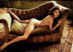 алессандра амбросио фото голая